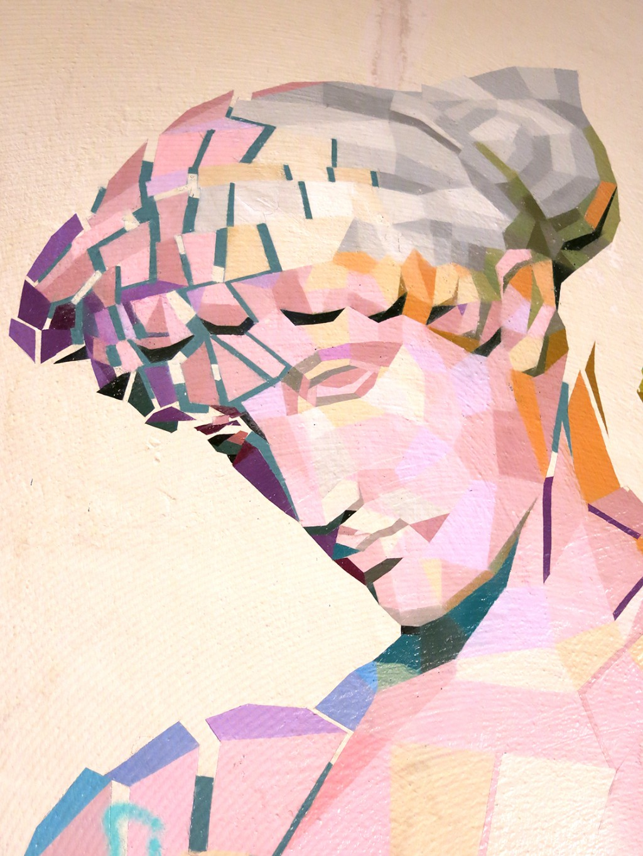 BEN MATHIS  Künstler I Artist Polygon